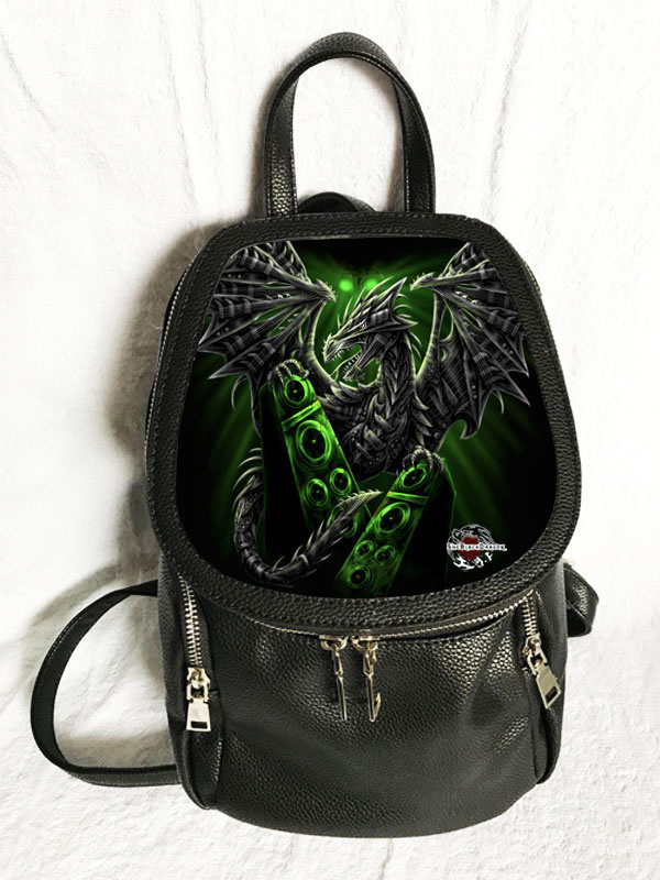 3D Rugtas - Electric Dragon - SheBlackDragon