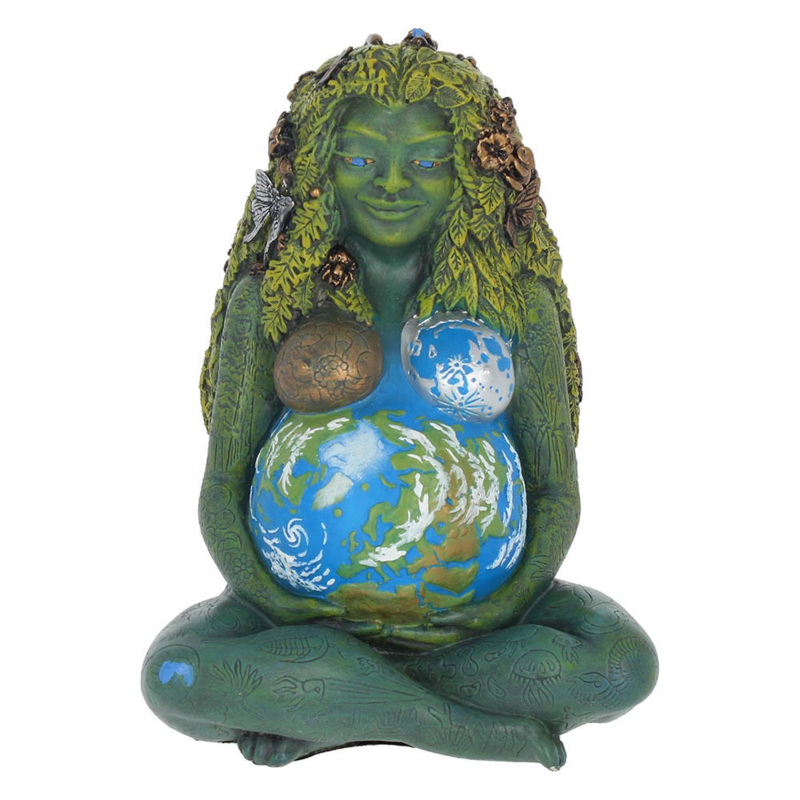 Beeld - Mother Earth -  17,5cm