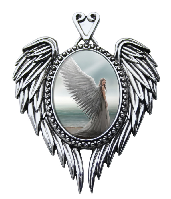 Spirit Guide Cameo - Ketting - Anne Stokes