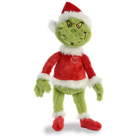 The Grinch Who Stole Christmas knuffel