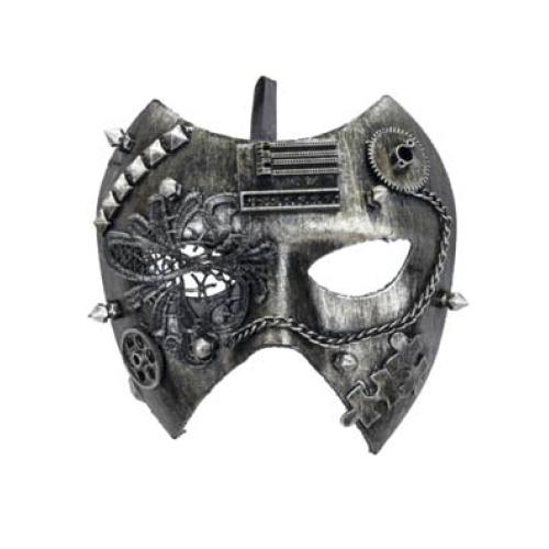 Steampunk masker - Dark Ruler