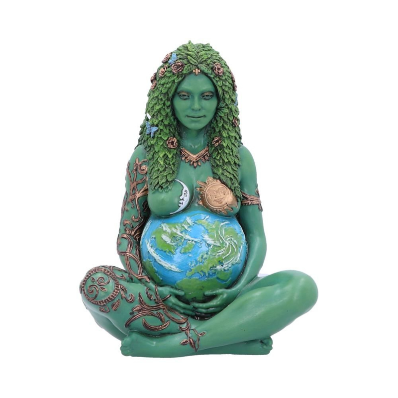 Beeld - Mother Earth -  17,5cm