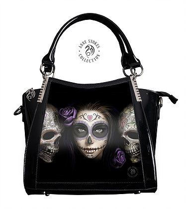 Handtas 3D print - Day of The Dead - Anne Stokes