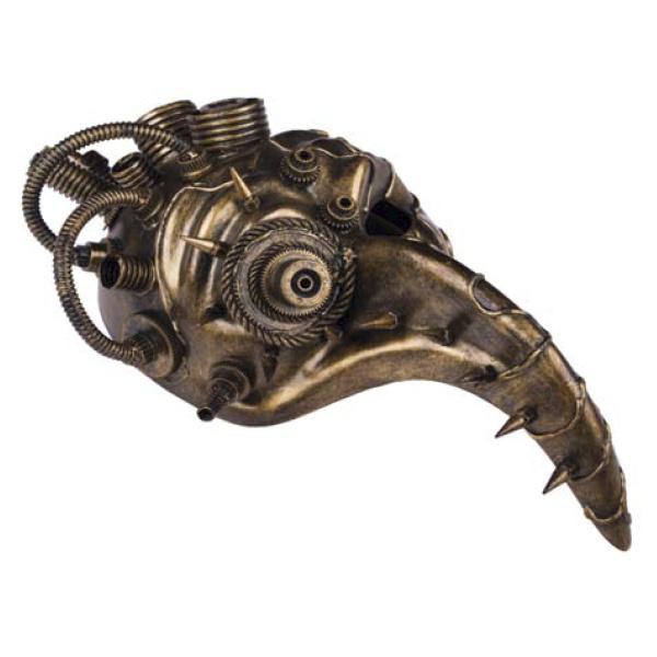 Steampunk masker - Teknobird