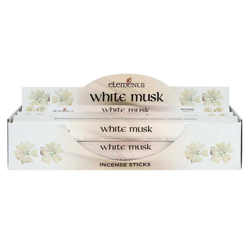 Wierook - White Musk - Elements