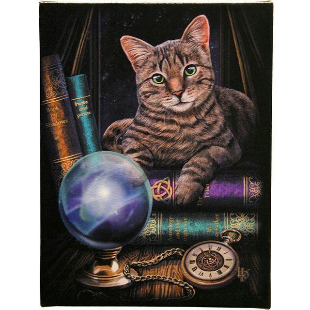 Canvas - Fortune Teller - Lisa Parker
