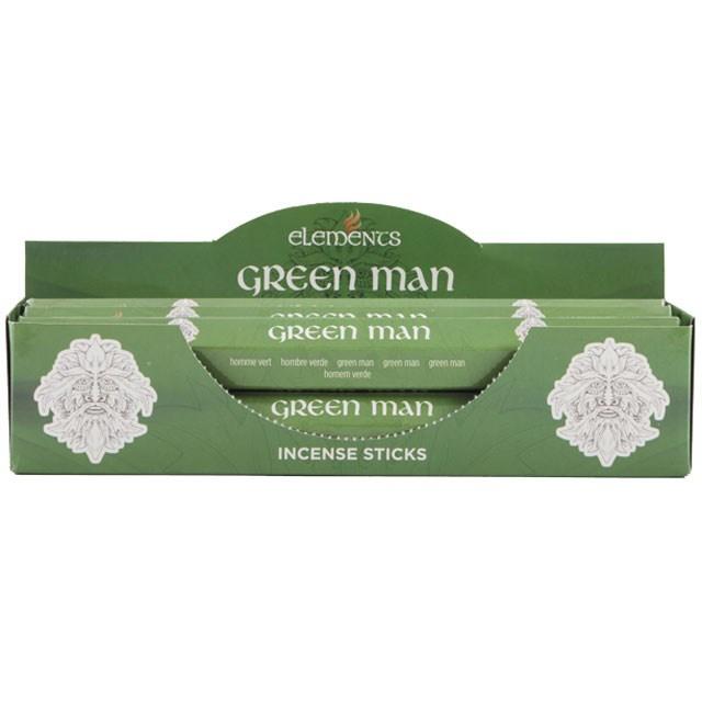 Wierook - Green Man - Elements