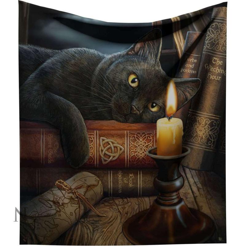 Fleece deken Witching Hour - Lisa Parker