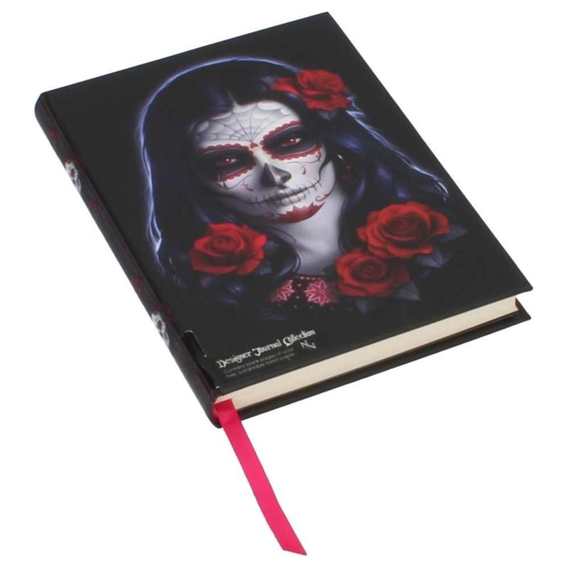 Notitieboek - Sugar Skull - James Ryman