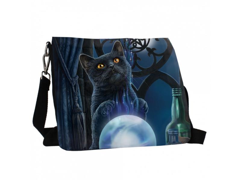 Embossed shoulder bag - The Witches Apprentice - Lisa Parker