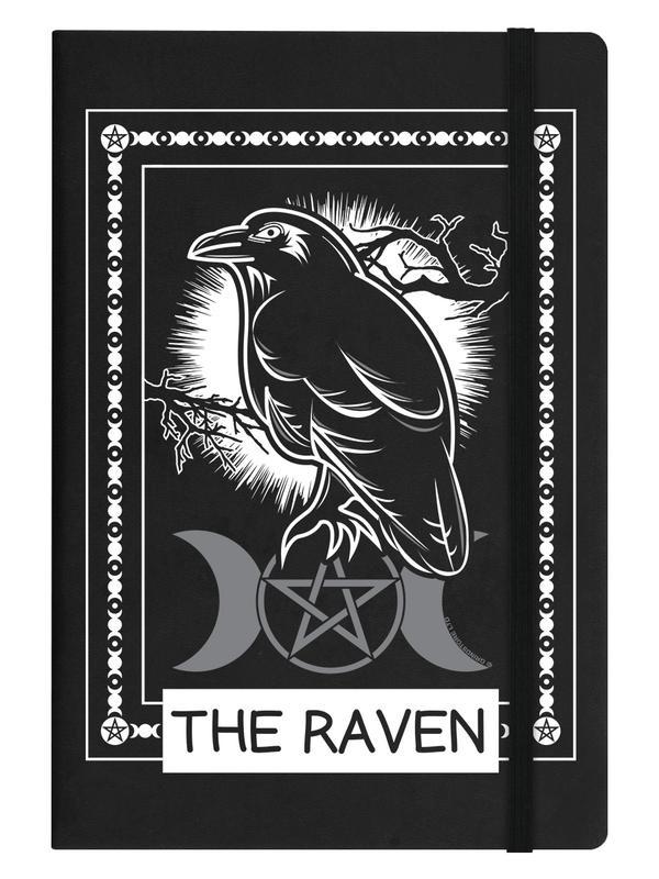 Notitieboek - The Raven - A5