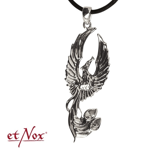 etNox - pendant Phoenix - 925 silver