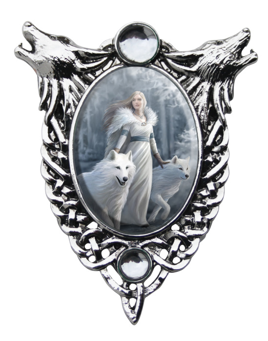 Winter Guardians Cameo - Ketting - Anne Stokes