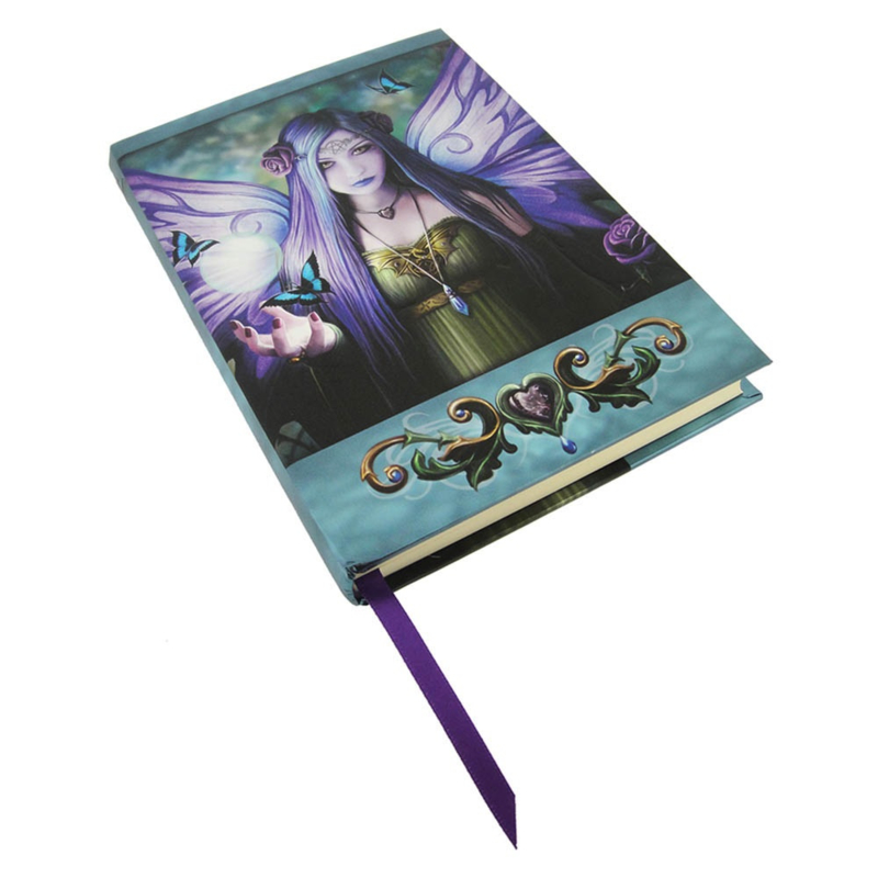 Embossed Journal Mystic Aura - Anne Stokes