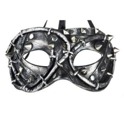 Steampunk masker - Tekno Rose