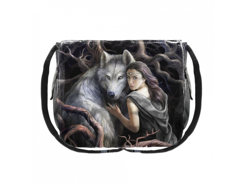 Messenger Bag - Soul Bond - Anne Stokes