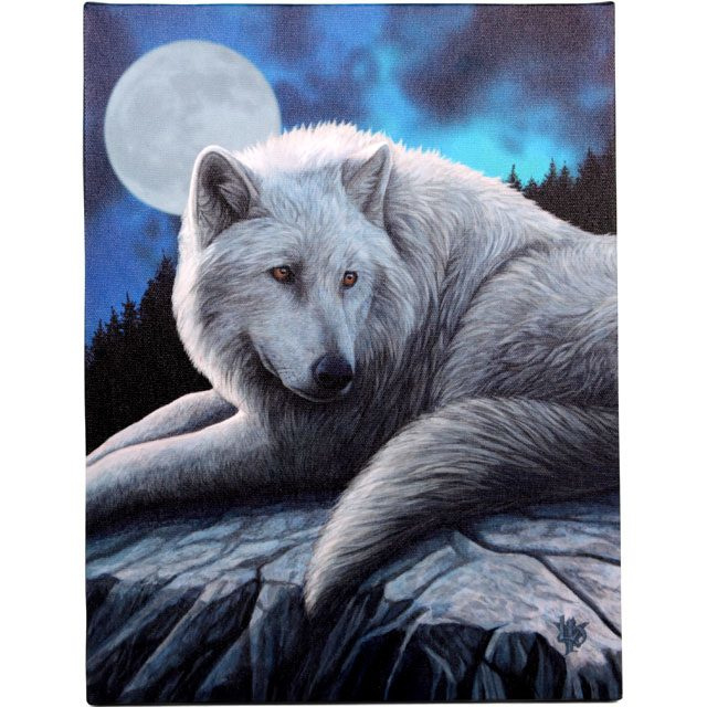 Canvas - Guardian of the North - Lisa Parker