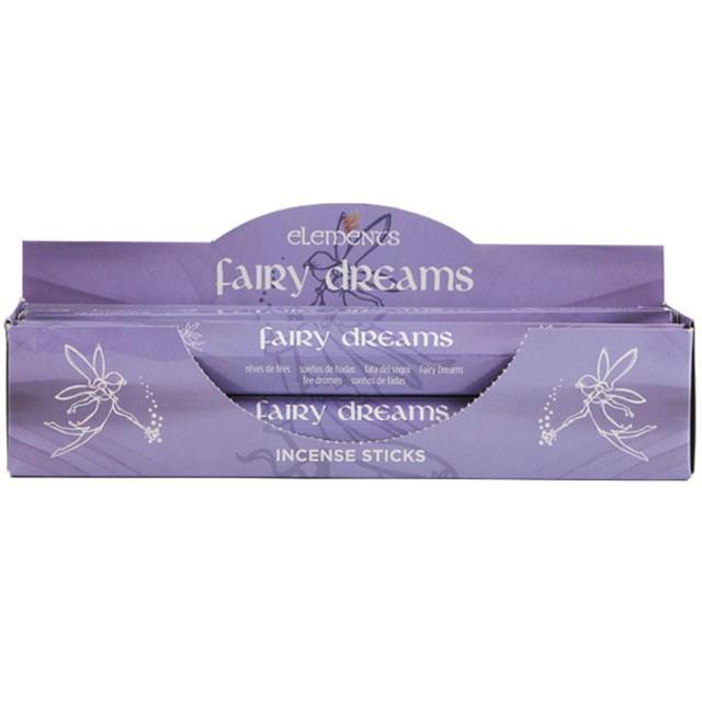 Wierook - Fairy Dreams - Elements