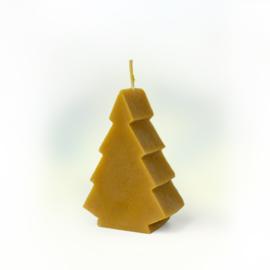 Kerstboom van zuivere bijenwas