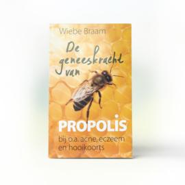 """Boek """"De geneeskracht van propolis"""" door Wiebe Braam"""