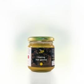 *NIEUW* Honing met gember 250 gram