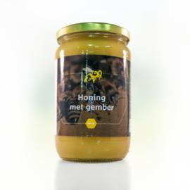 *NIEUW* Honing met gember 900 gram
