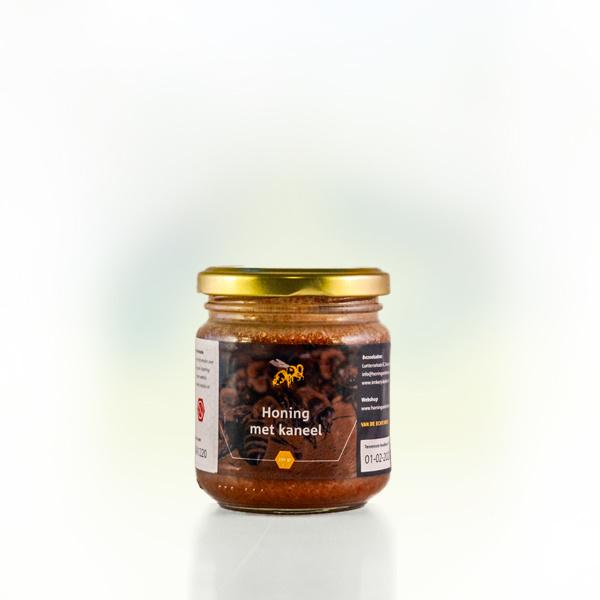 Honing met kaneel 250 gram