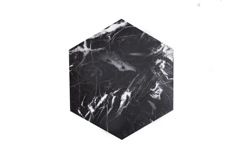 Hexagon Plate S
