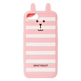 "RAB ""Pink Border"" Coque Phone"
