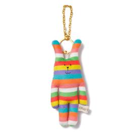 "RAB ""Rainbow"" Keychain"