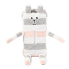 """RAB """"Pink Gray"""" boîte à mouchoirs"""
