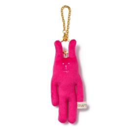 "RAB ""DK Pink"" Keychain"
