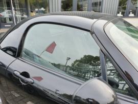 Hardtop Zwart voor de Mazda MX5 MX-5 NC mét achterruitverwarming