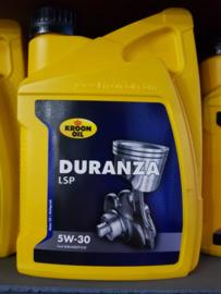 Flacon 1L Kroon Oil Motorolie Duranza Mazda MX5 MX-5 5W30 Olie NC
