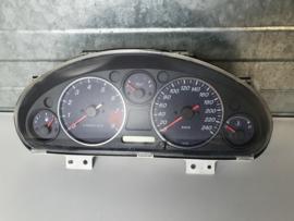 Tellerbak Klokkenpaneel km teller gebruikt voor een Mazda MX-5 NB/NBFL