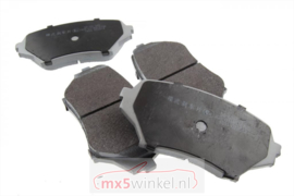 Remblokken set Ashuki voorzijde Mazda MX-5 NC