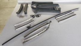 Gebruikt set Onderdelen voor de Softtop voor de Mazda MX5 MX-5 NA/NB/NBFL