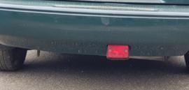 Gebruikte achterbumper voor de Mazda MX5 NA kleur zie omschrijving