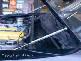 Mazda MX5 MX-5  NA/NB/NBFL Motorkaplifters Chroom