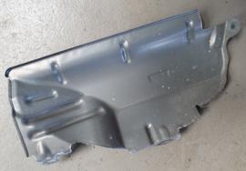 Hitteschild uitlaatspruitstuk gebruikt voor de Mazda MX-5 NC