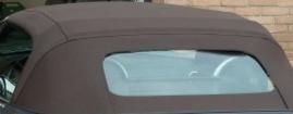Mazda MX5 MX-5 NA/NB/NBFL Cabriokap BRUIN Softtop Stof NIEUW
