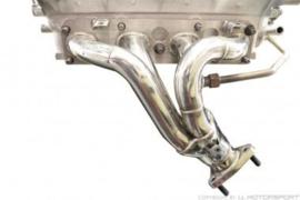 Uitverkocht = Mazda MX5 MX-5 NA 1.6 Origineel I.L.Motorsport RVS Uitlaat Spruitstuk
