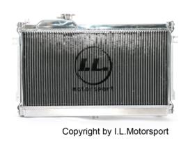 Mazda MX5 MX-5  Aluminium Performance Radiateur 42mm kern I.L.Motorsport