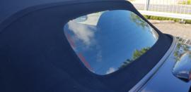 Mazda MX5 MX-5 NC Cabriokap ZWART Softtop Stof (glazen ruit) Gebruikt op frame