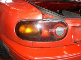 Linker achterlicht gebruikt voor de Mazda MX5 MX-5 NA
