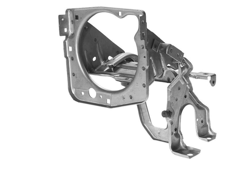 Koplamp Mechaniek Rechts gebruikt voor de Mazda MX5 MX-5 NA