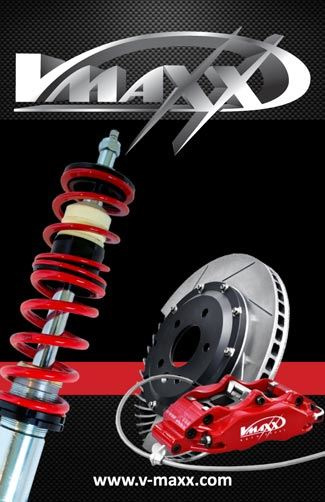 V-Maxx coilover Schroefset voor de Mazda MX-5 NB en NBFL