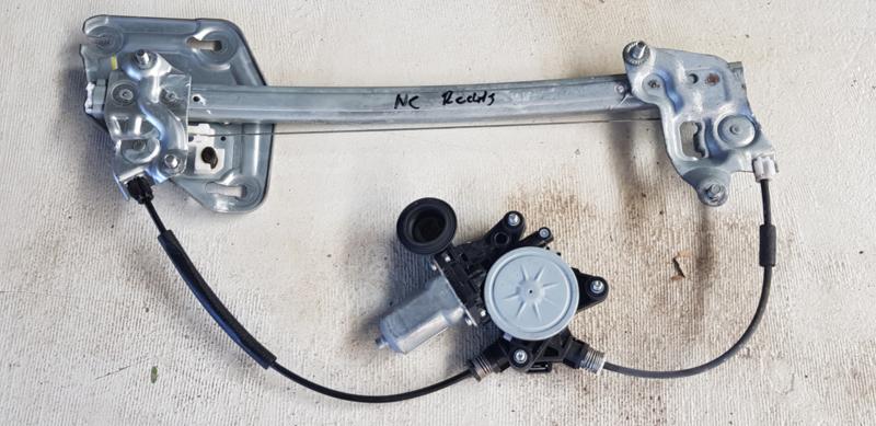 Raammechaniek electrisch gebruikt voor de Mazda MX-5 NC -RECHTS-