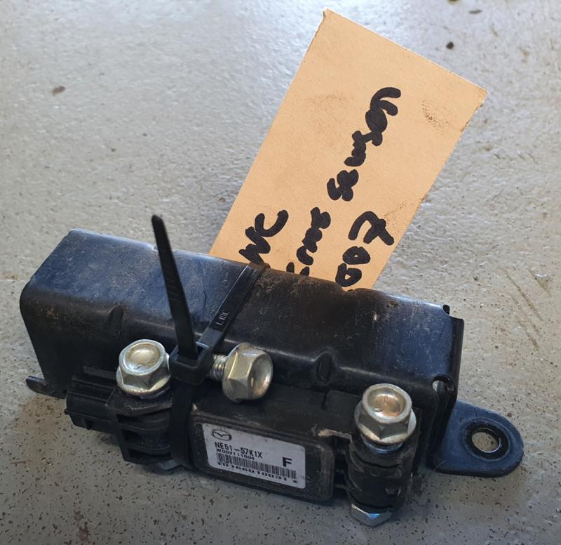 Gebruikt Mazda MX5 MX-5 NC Sensor,  Airbag NC