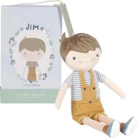 Little Dutch knuffelpop Jim 20 cm